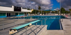 Ft. Lauderdale High School Pool Facility